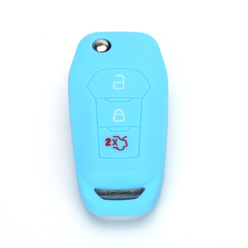 Universal Colored silicone key remote fob cover