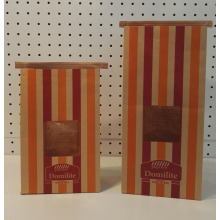 Paper Food Bags With Tin Tie