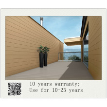 WPC wall panel for outdoor using