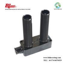 Customized aluminum die casting pivot housing