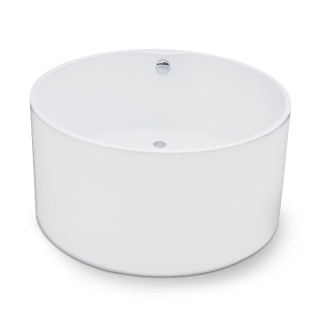 Mini Round Freestanding Acrylic Bath Tub