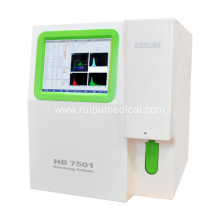 Factory best selling for Skin Analyzer Machine Laboratory Automated 5 Part Hematology Analyzer supply to Cook Islands Factories