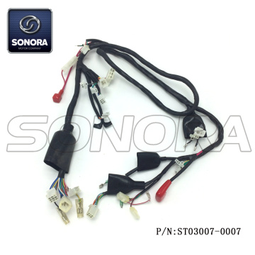 LONGJIA LJ50QT-3L Wire Harness Assy (P/N:ST03007-0007) Top Quality