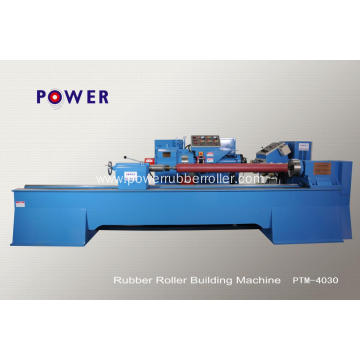 Printing Rubber Roller Winding Machine