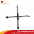 14-Inch Universal Folding Lug Wrench