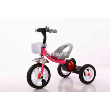Kids without Push Tricycle with Canopy
