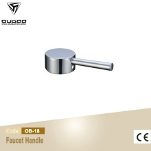 Chrome Zinc Alloy Handle For Sink Faucet Tap