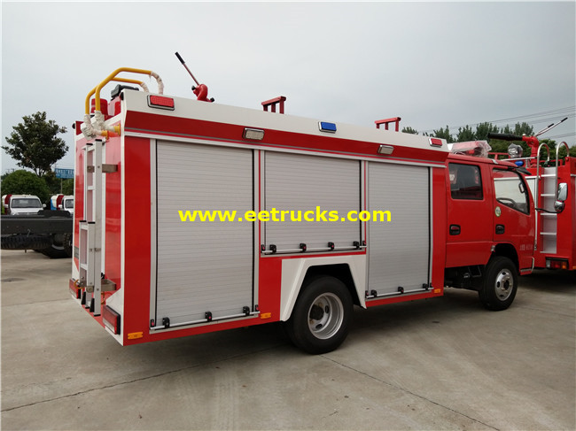 Used Fire Fighting Truck