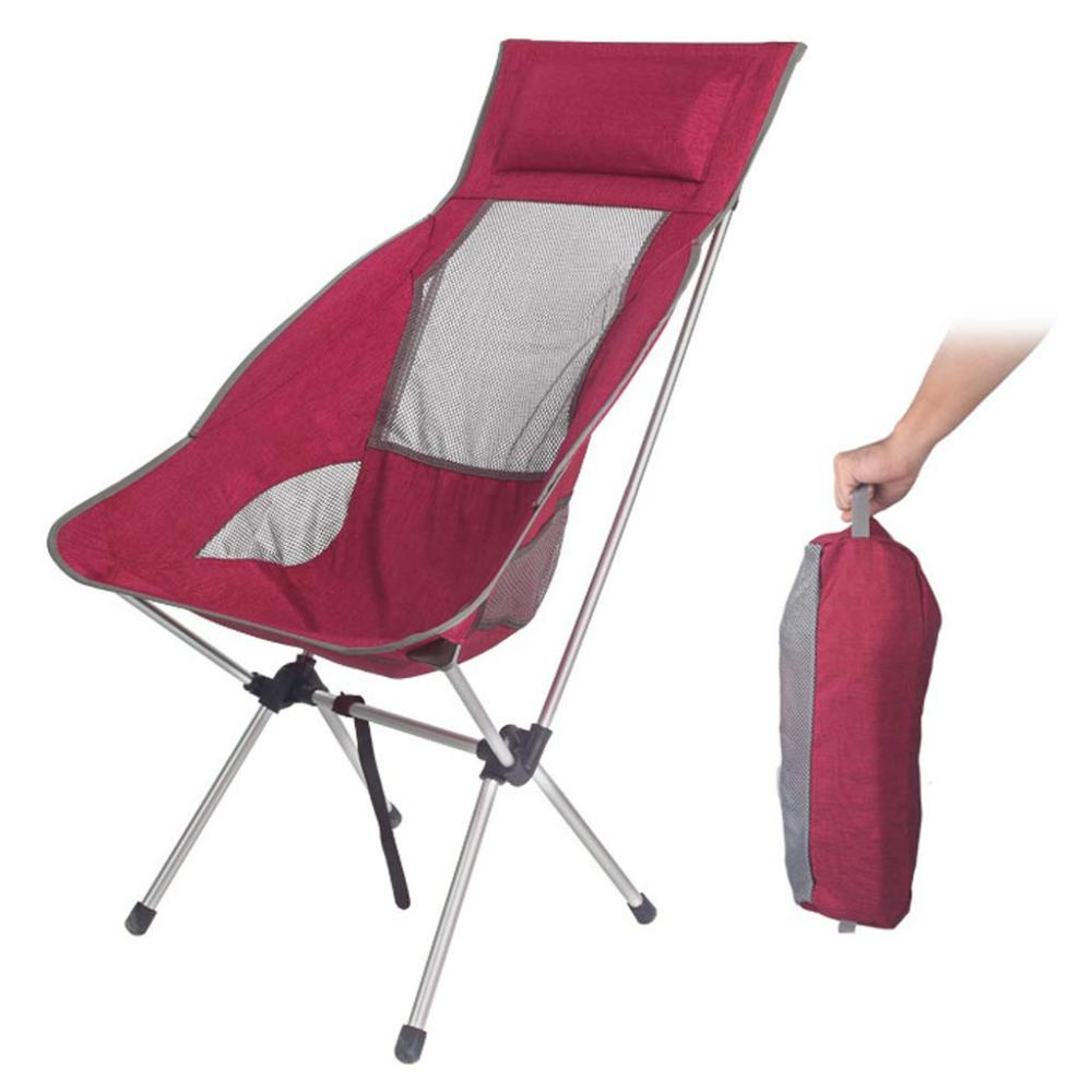 Support 396lbs Camping Chair