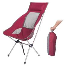 Support 396lbs Aluminum Frame Stable Camping Chair