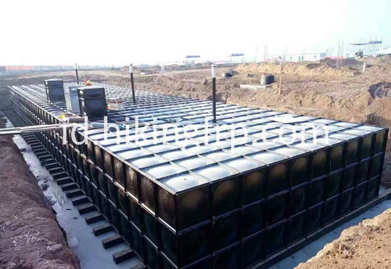 BDF Steel Water Tank
