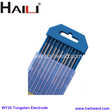 WY20 Yttrium Tungsten Electrode for TIG Welding