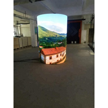 Soft Flexible led Screen