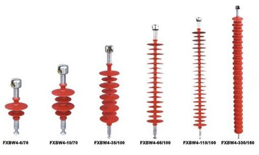 Composite Long Rod Suspension Insulator