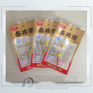 Plastic Packaging High Temperature Food Retort Pouch