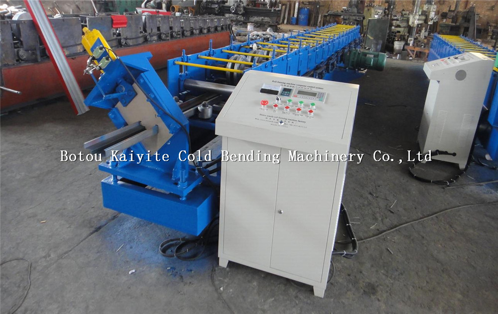 High Precise Roll Forming Machinery Shutter Door Frame