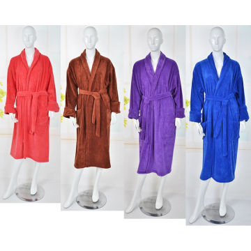 Bathrobe For Women Plush Robe For Women