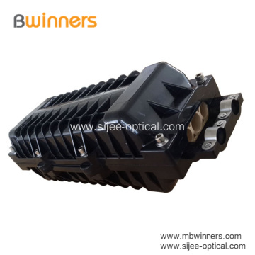 2In-2Out Horizontal Fiber Optic Splice Closure
