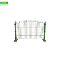 Metal Prestige Double Wire Fence