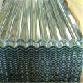 ASTM A 653 corrugated galvanized steel roofing sheet