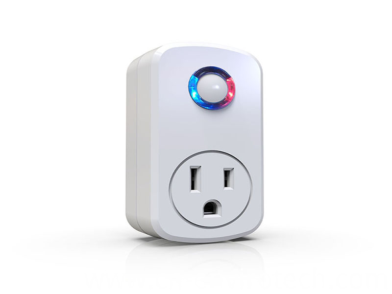 Single Control Wifi Smart Outlet