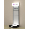 Custom Metal Fixtures Pop Displays for Retail Store