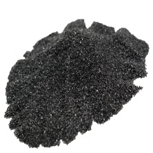 Black polishing silicon carbide particle