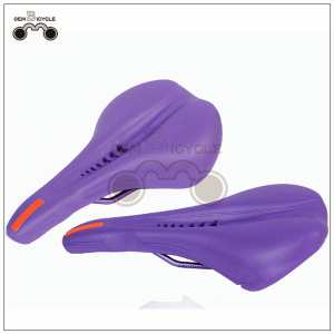 colorful fixed gear bike saddle fixie bicycle seat for sale