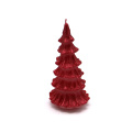 Wax light wireless led christmas tree