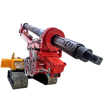 Dingli  new remote-control wireless rotary drilling rig