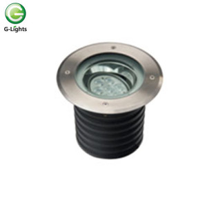 7watt Adjustable LED Underground Light