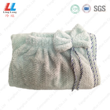 Washcloth absorbent bath dress towel