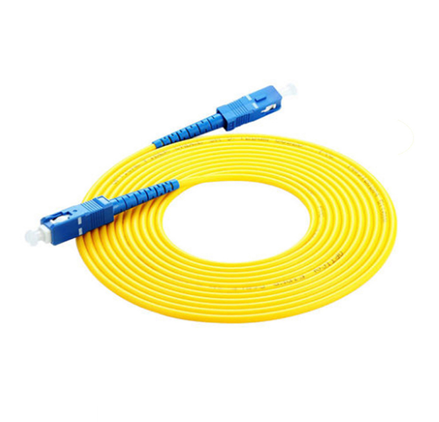 Scpc Fiber Optic Patch Cord