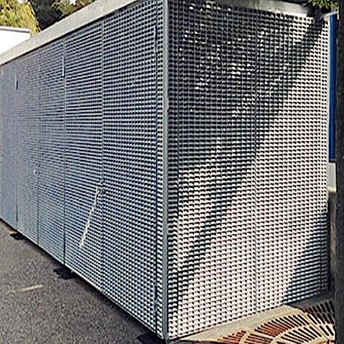 Steel Grid Container