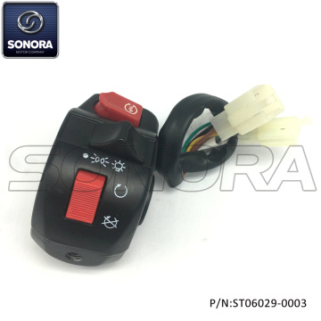 BAOTIAN SPARE PARTS BT49QT-12E3 Right Handle Switch (P/N:ST06029-0003) Top Quality
