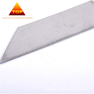 100mm-220mm Length Cobalt Chrome Alloy Knife Blades