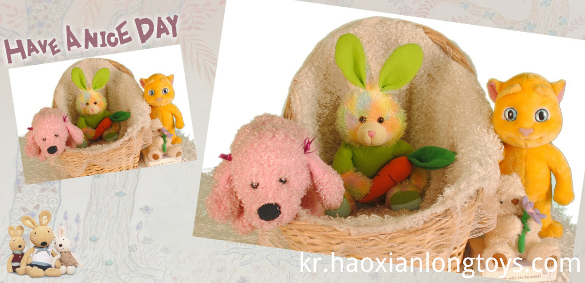 Fashionable Plush gift toys