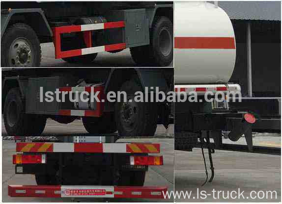 6x4 Dongfeng oil dispenser truck 18000L for sale