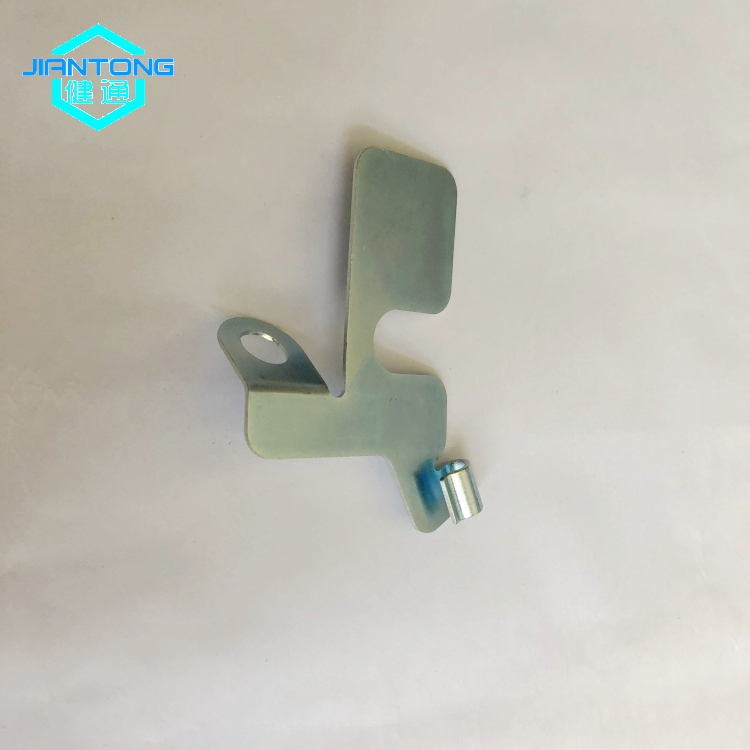 custom sheet metal stamping/zinc plated stamped parts