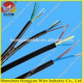 Made in China solid stranded copper wire housing electrical cable from shenzhen