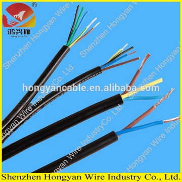 Multi Size PVC insulated electric cable twin and earth from shenzhen