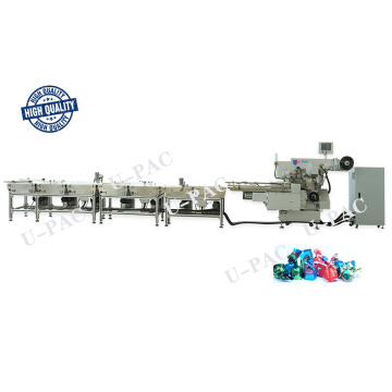 Full Automatic Candy/Chocolate Top-twisting Packing Machine