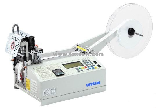 Auto-Velcro Tape Cutting Machine