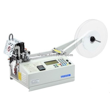 Automatic Polyester Ribbon Cutter Machine