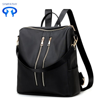 Fashion trend Korean ladies leisure travel backpack
