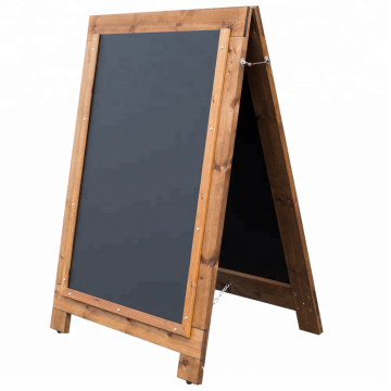 Heavyweight Reversible A-Frame Chalkboards