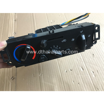 Air Conditioning Control Panel Assembly 8112100-P00
