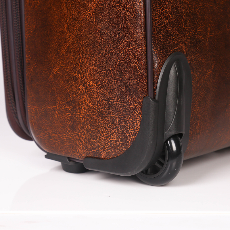 business pu suitcase