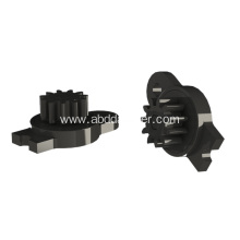OEM for Gear Damper Household Appliances Plastic Gear Damper Small Damper export to South Korea Factories