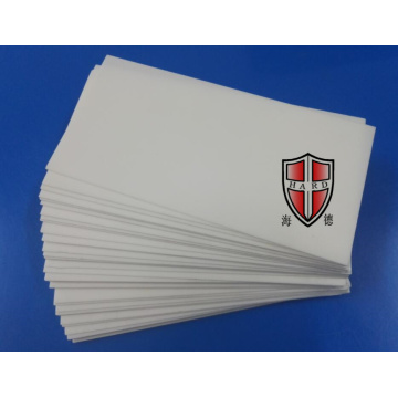 alumina ceramic thin substrate plate piece